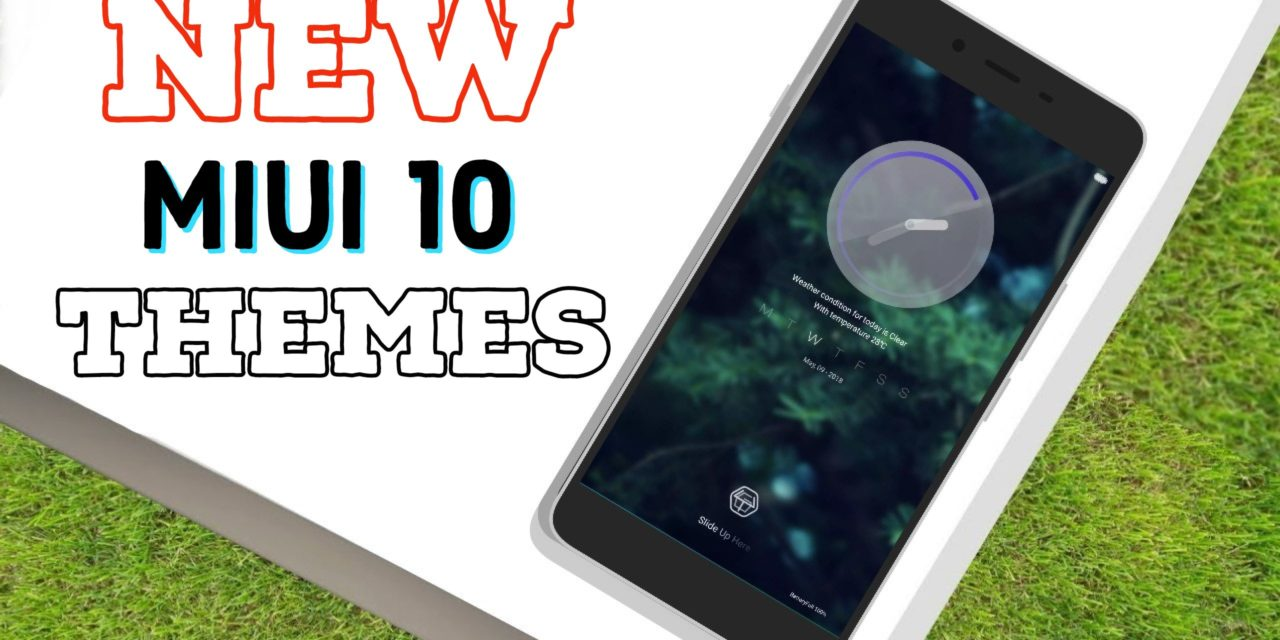 Miui 10 android one theme | Android One Theme [A Pure Stock AOSP
