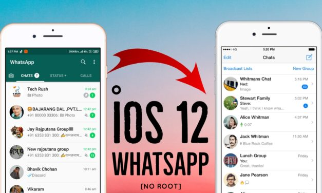 iOS 12 Whatsapp in Android | How to download ?
